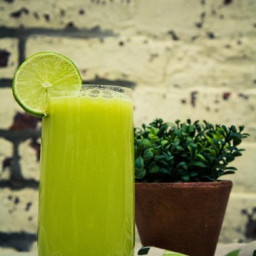 Green Ginger Ale