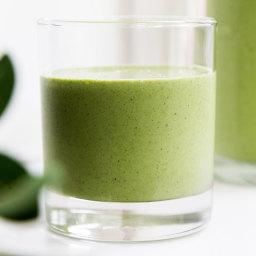 Green Glow Smoothie Recipe · Deliciously Ella