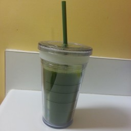 Grumpy Green Juice
