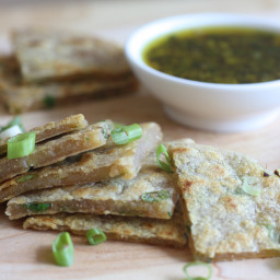 Green Onion Cakes (AIP, Paleo)