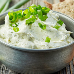 Green Onion Dip