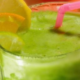 Green Power Mojito Smoothie