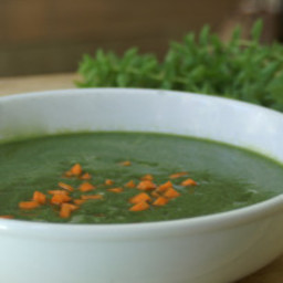 Green Raw Soup