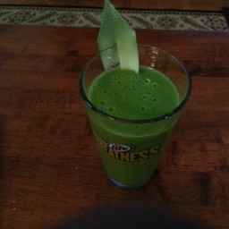 Green Smoothie 3 ( Lava Guava )