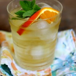 Green Tea Tonic-Mint