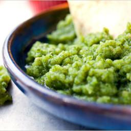 Green Tomato Salsa Verde