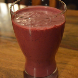 Morning zinger smoothie