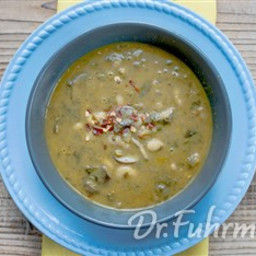Greens, Beans and Mushroom Stew