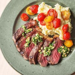Gremolata Skirt Steak