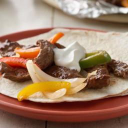 Grilled Beef Fajita Packs