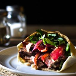 Grilled Beef Shawarma