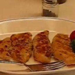 Grilled Chicken Strips Recipe