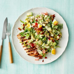 Grilled Chicken with Cobb Salad
