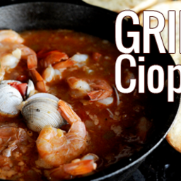 Grilled Cioppino