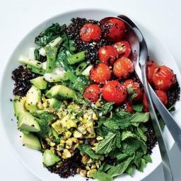 Grilled Cobb Salad