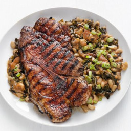 Grilled Dry-Rubbed Pork
