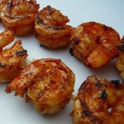 Grilled Garlic and Herb Shrimp