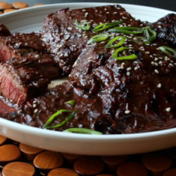 Grilled Hoisin Beef Recipe