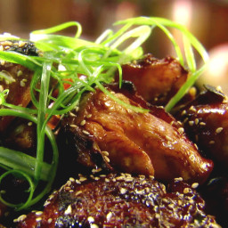 Grilled Honey-Teriyaki Chicken