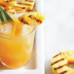 Grilled Pineapple Lemonade