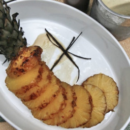 Grilled Pineapple Roast