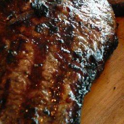 Easy grilled porterhouse steak recipe