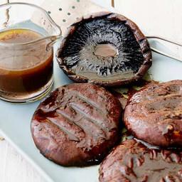 Grilled Portobello Mushrooms with Balsamic