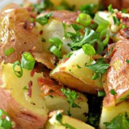 Grilled Potato Salad Recipe