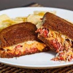 Grilled Rueben Sandwich