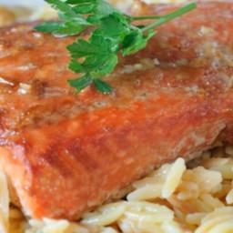 Grilled Salmon II Recipe
