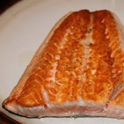 Grilled Salmon in the Air Fryer