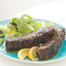 Grilled Short Ribs with Smoked Paprika-Citrus Glaze