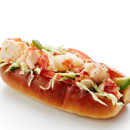 Grilled Southwestern Lobster Rolls