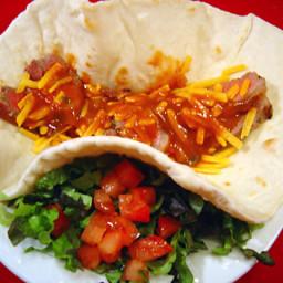 Grilled Steak Soft Tacos