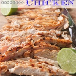 Grilled Taco and Lime Chicken