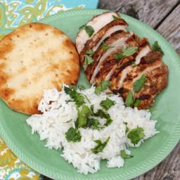 Grilled Tandoori-Style Chicken