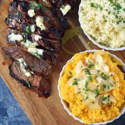 Grilled Tri-Tip Steak Marinade