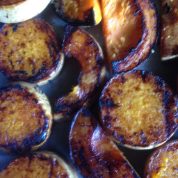 Grilled Winter Squash