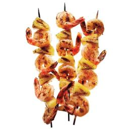 Grilled Pineapple Shrimp