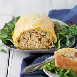 Ground chicken meatloaf