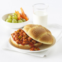 Ground Chicken Sloppy Joes