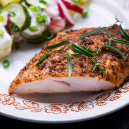 Grove's Honey Roasted Turkey Breast