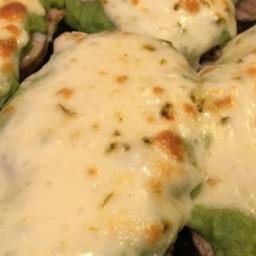 Guacamole Chicken Melt Recipe