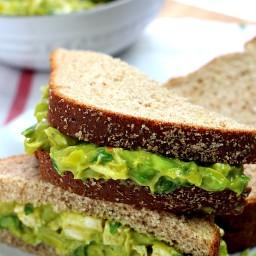 Guacamole Chicken Salad Recipe