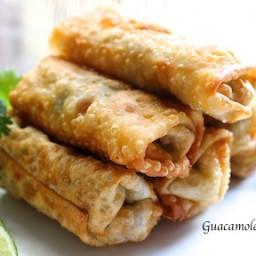 Guacamole Rolls
