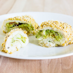 Guacamole Stuffed Chicken Breast Recipe