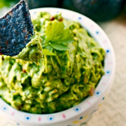 Guacamole Recipe - The Best EVER!