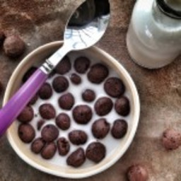 Guest Post: Paleo Cocoa Puffs