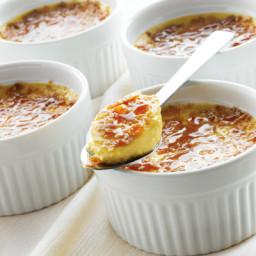 Guilt-Free Crème Brûlée
