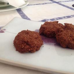 Guilt-free Gluten-free Chocolate cookies